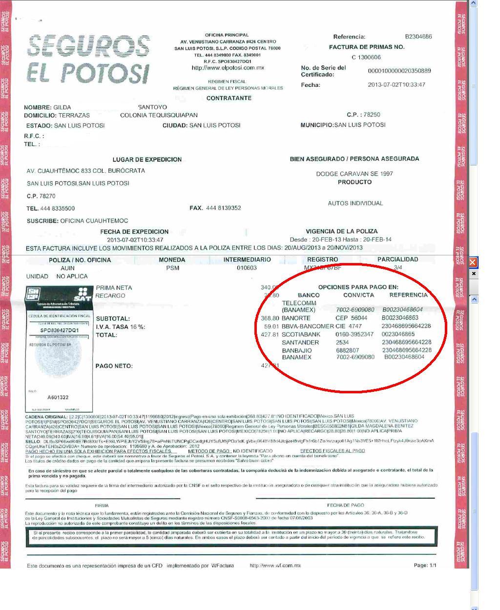 asesores de seguros y fianzas en san luis potos u00ed